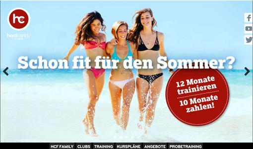 Hard Candy Fitness® Germany