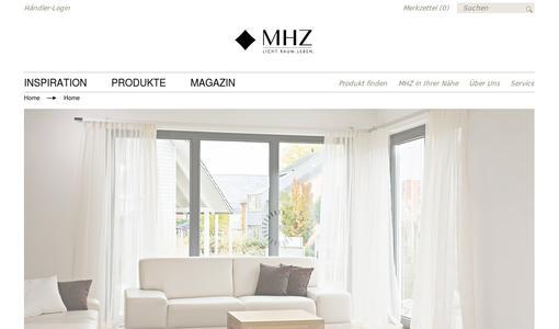 mhz glasleisten rollo skid eine einfache formsprache mhz hachtel gmbh co kg. Black Bedroom Furniture Sets. Home Design Ideas