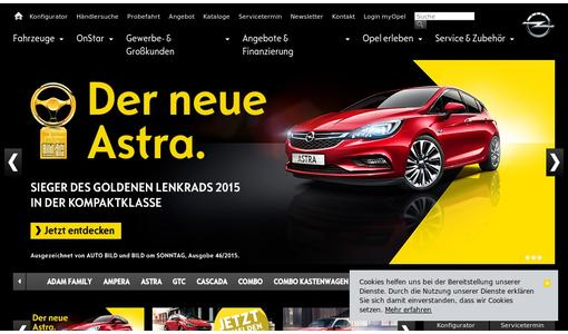 "Weitere Infos zu ""Opel IntelliLux LED® Matrix Light Reduces Risk of Wildlife Accidents"""