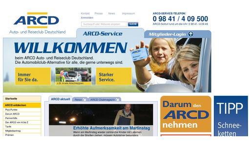 Arcd Erhohte Vorsicht Im Strassenverkehr Am Martinstag Arcd Auto Und Reiseclub Deutschland E V Pressemitteilung Lifepr