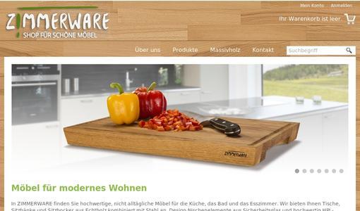 trendm bel f r k che esszimmer und bad zimmerware pressemitteilung. Black Bedroom Furniture Sets. Home Design Ideas