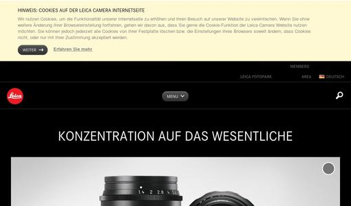 "Weitere Infos zu ""Sandra Sczesny wird Global Director Marketing & Communications bei der Leica Camera AG"""