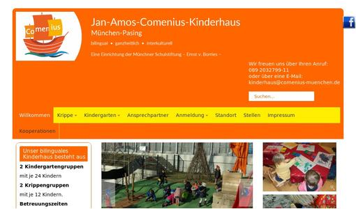 Jan-Amos-Comenius-Kinderhaus