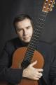 Gitarrenvirtuose Javier Luque