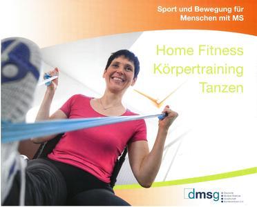 Cover Broschüre Home Fitness
