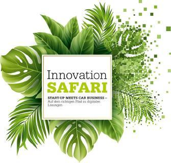 """Bei der """"Innovation Safari"""" werden kundenorientierte und digitale Lösungen für den Fahrzeughandel erarbeitet / Foto: Vogel Business Media"""