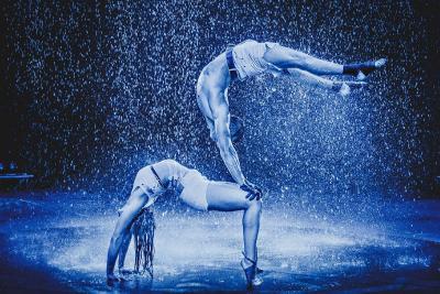 Duo Ice (Partnerakroba  tik), Rain