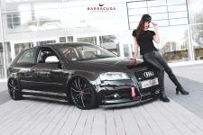 Barracuda Racing Wheels Europe: Sabrina Doberstein präsentiert Audi S3 (8P) mit Project 3.0