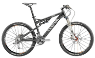 Canyon 100mm Carbonfully Prototyp