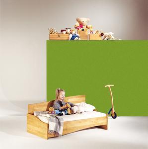 WDL Kindermöbel aus FSC Massivholz, Triline als Kinderliege