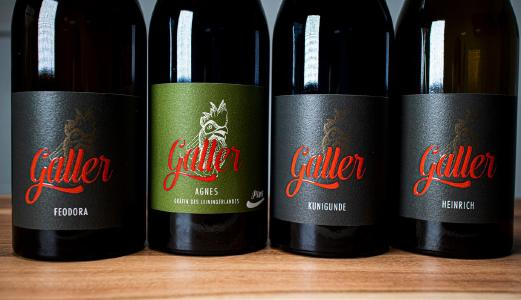 "Weingut Galler: 2× Grosses Gold und 2× Gold beim ""11. Internationalen Bioweinpreis 2020"""