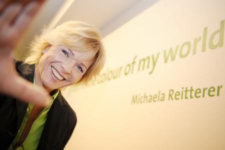 Michaela Reitterer: Viel Energie für Null-Energie