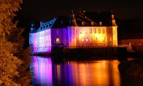 Parknächte Schloss Dyck - Im Zauber des Lichts