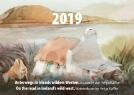"""Unterwegs in Irlands wildem Westen"" - Kalender mit Aquarellen von Helga Kaffke bei EDITION digital"