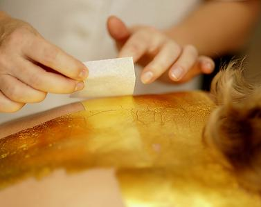 Gold-Massage / Foto: Grand Resort Bad Ragaz / HolidayCheck.de