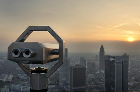 Aussicht vom Main Tower in Frankfurt / Bildquelle: Tourismus+Congress GmbH Frankfurt am Main