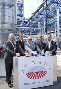 AGRANA - Offizielle Eröffnung des Bioethanolwerkes Pischelsdorf