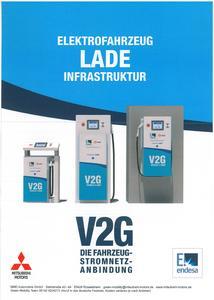 V2G: Die Fahrzeug-Stromnetz-Anbindung