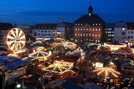 Weihnachtsmarkt Hanau / Fotonachweis: Weihnachtsmarkt Hanau - AK Tourismus Frankfurt Rhein-Main