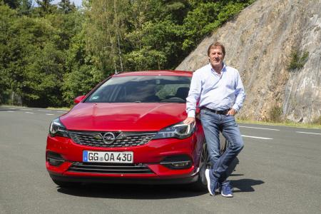 Fast Times: Joachim Winkelhock 20 Years at Opel / Picture: Opel Automobile GmbH