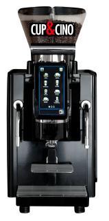 Die BaristaONE Solo automatic überzeugt mit Barista-Qualität auf Knopfdruck