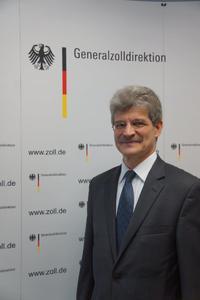 Dr. Martin Scheuer, Direktionspräsident I / Quellenangabe: Zollverwaltung