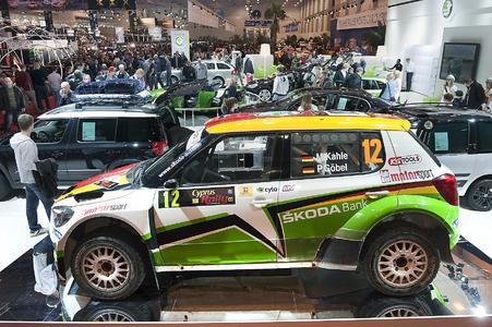 Essen Motor Show 2012 - Motorsport hautnah erleben