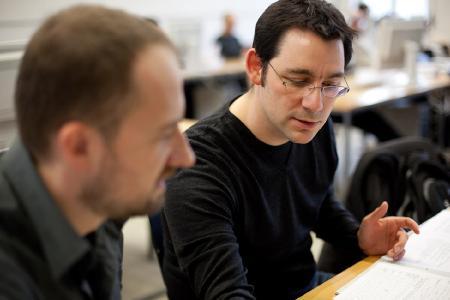 Präsenzveranstaltung im Fernstudium Informatik, Hochschule Trier
