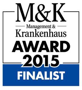 M&K Award-Logo, Quelle: Wilhelm May GmbH