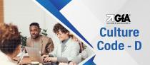 """Banner zur deutschsprachigen Veranstaltung """"Culture Code"""""""