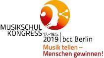 Musikschulkongress 2019 des VdM Logo
