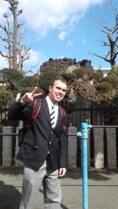 Patryk aus Köln hat mit Experiment e.V. ein Schuljahr in Japan verbracht