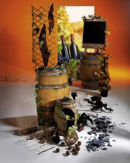 Himmlische Weinprobe / Foto: www.dekowoerner.de
