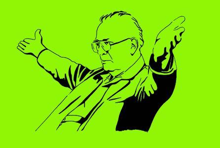 Olivier Messiaen / Grafik: Dipl.-Des. Susanne Tutein