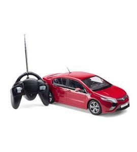 Elektrisierend: Der ferngesteuerte Opel Ampera im Maßstab 1:14 macht für gerade einmal 39,90 Euro auch ältere Kinder glücklich