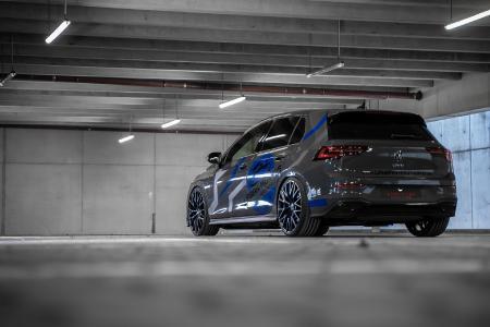 Barracuda Racing Wheels Europe: Barracuda meets Urban Motors - Ultralight Project 3.0 on the new Golf 8 GTE