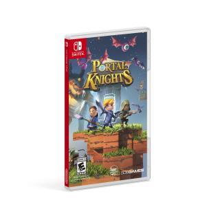 Das preisgekrönte Portal Knights für Nintendo Switch jetzt überall im Handel
