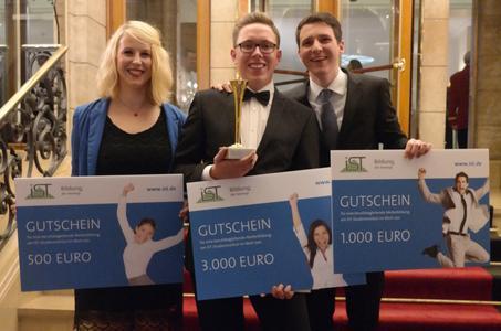 Die Selektion Deutscher Luxushotels kürt ihre besten Auszubildenden im Fairmont Hotel Vier Jahreszeiten in Hamburg