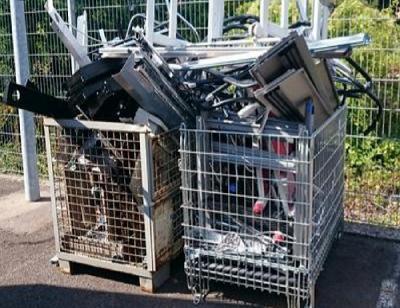 in Bochum – Schrottabholung ist darauf spezialisiert Schrott beim Kunden abzuholen