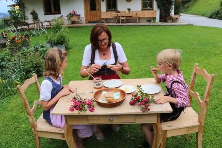 GRUPPENUNTERRICHT Happy Skischule Wildschnau