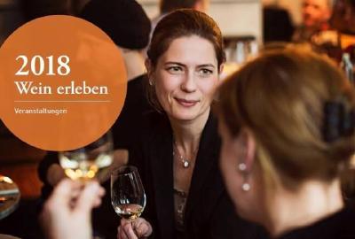 Wein auf über 1.000 Events erleben