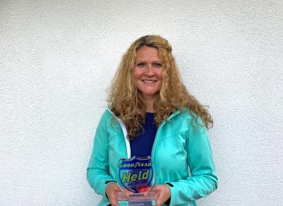 Heldin der Straße März 2021: Sandra Spaller aus Hagen (c) AvD/Goodyear