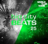 Big City Beats Vol. 25 - WORLD CLUB DOME Winter Edition höchster Neueinsteiger in die Charts