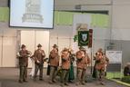 Die JAGEN UND FISCHEN ist die bekannteste Veranstaltung für Jäger, Fischer und Naturliebhaber im süddeutschen Raum / Foto: Messe Augsburg