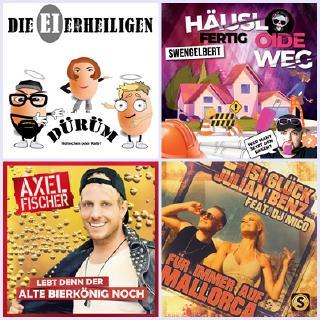 Ballermann Radio Charts KW25