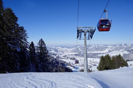 Skiparadies Oberstaufen am Imberg