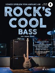 Schott ED23059 Rock's Cool BASS