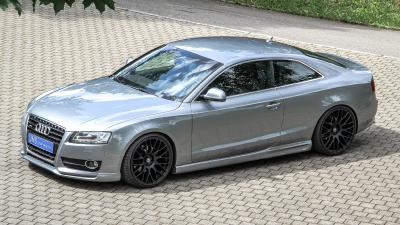Body kit, Barracuda wheels & Co.: Audi A5 8T à la JMS Fahrzeugteile