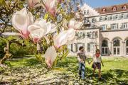 Konstanz Inselhotel Garten (Bildnachweis: MTK Dagmar Schwelle)