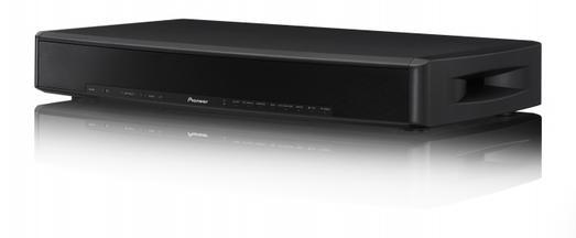 Neue Pioneer Speaker Base mit Bluetooth und integrierten Subwoofern